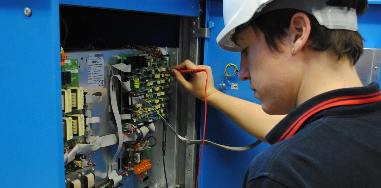 Technician - UPS or Uninterruptible power supply